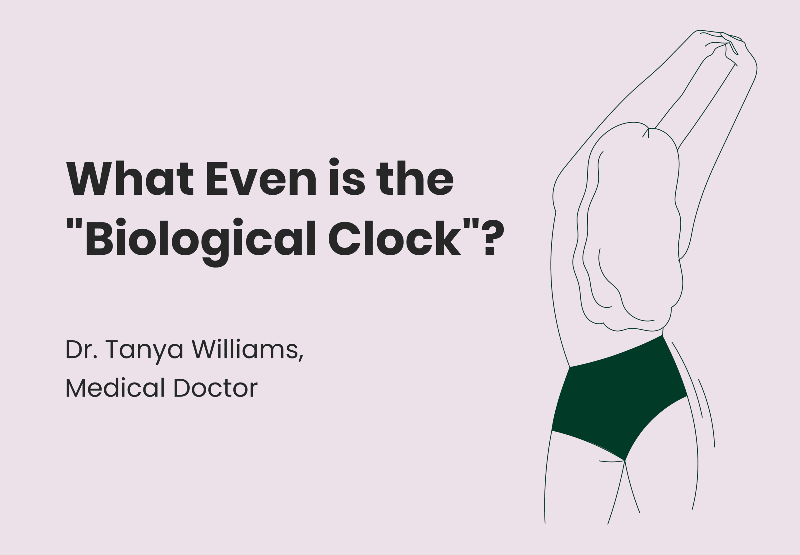 """What Even is the """"Biological Clock""""?"""